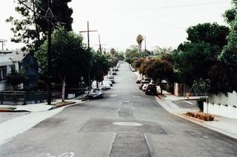Carretera parcheado