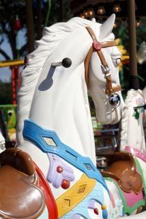 carrusel de caballos, espectáculos