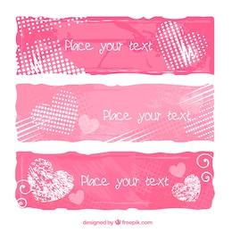 Carteles de San Valentín