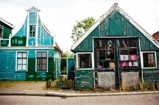 Casas hogar holandés