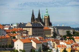 Castillo de Praga ver