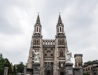 Catedral vista desde lejos