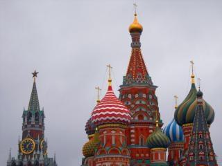 catedral y la torre Spassky