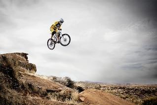 Ciclismo en bicicleta de montaña utah deporte deportes