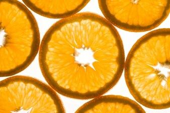Cítricos ingrediente pureza del producto nutricional
