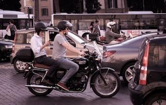 Scooter de ciudad
