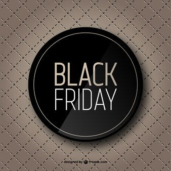Fondo clásico de Black Friday