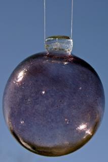 close-up bola de cristal