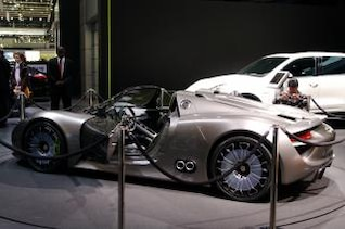 coches Salón Internacional de Ginebra de 2010, eventos, salón de belleza