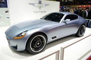 Coches Salón Internacional de Ginebra de 2010, auto
