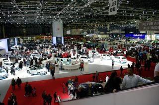 Coches Salón Internacional de Ginebra de 2010, modelo, concepto
