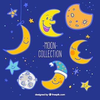 Colección de luna