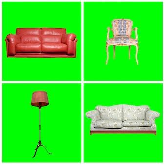 Silueta elegante casa con chimenea descargar iconos gratis for Casa online muebles para el hogar