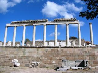 columnas pergamon