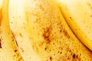 Comer bocado del plátano
