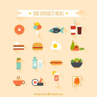 Comidas favoritas