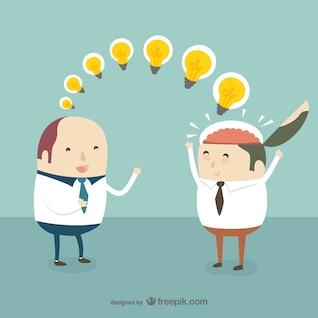 Compartiendo ideas