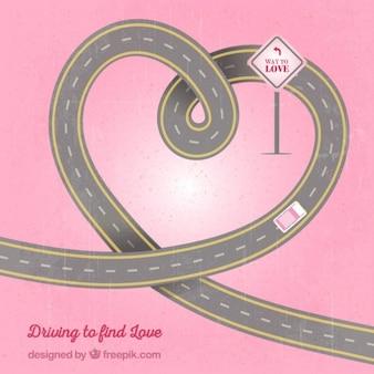Conducir para encontrar el amor