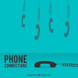 Conexiones telefónicas