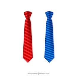 Conjunto de corbatas