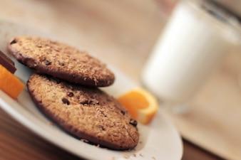 Galletas para el desayuno