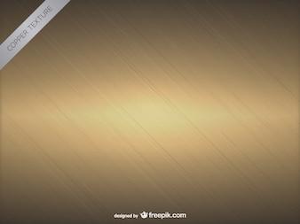 Textura de fondo de cobre