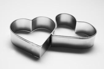 Corazón de aluminio para la cocina