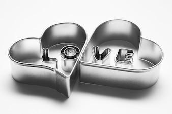 Corazón de aluminio