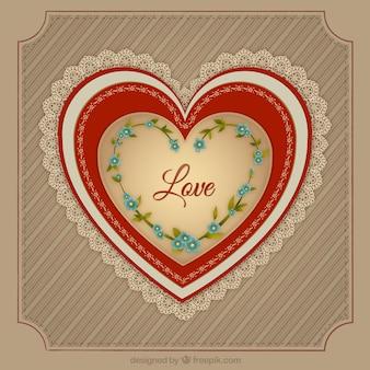 Corazón ornamental