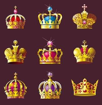 corona de conjunto de vectores