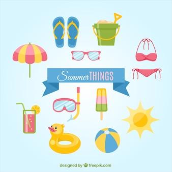 Cosas de verano