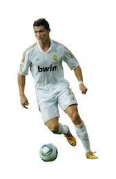 Cristiano Ronaldo, el Real Madrid La Liga