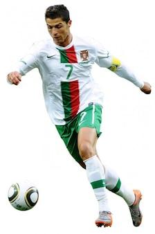 Cristiano Ronaldo, Portugal Selección Nacional