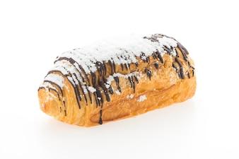 Croissant frescura marrón objetos de la mañana