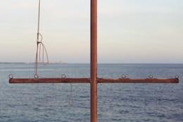 Cruz oxidadas