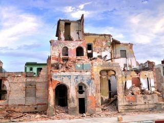 Cuba La Habana vieja