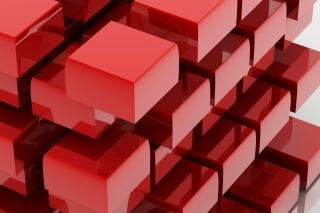 Cubos rojos