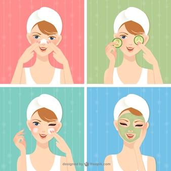 Cuidado de la belleza