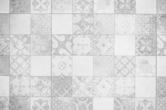 De la pared superficie del material del azulejo
