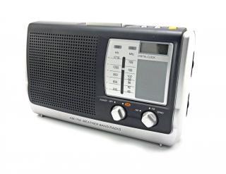 de radio de época
