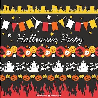Decoraciones de fiesta para Halloween