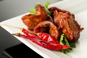Deliciosa receta asiática
