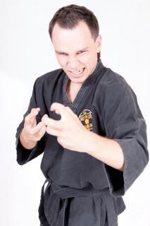 deportista, luchador
