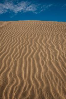 desierto arena ondas