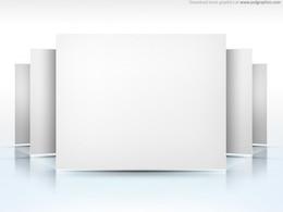 Diapositivas de la cartera de plantilla (PSD)