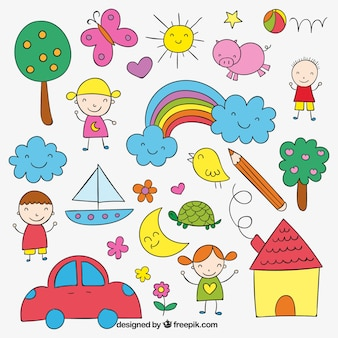 Dibujo de los niños