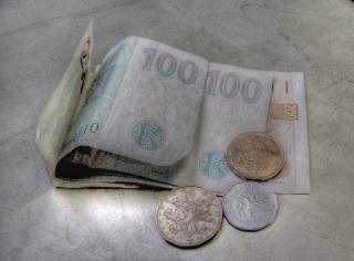dinero sucio, las monedas
