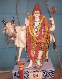 dios hindú Shiva