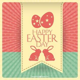 Diseño clásico de Pascua