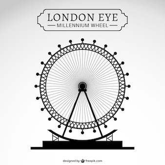 Diseño London Eye